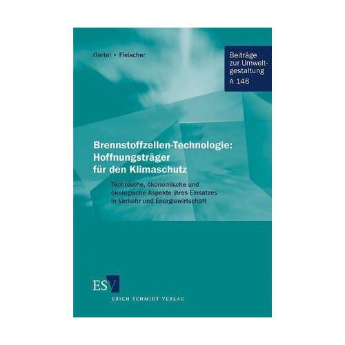 Dagmar Oertel - Brennstoffzellen-Technologie - Preis vom 24.01.2021 06:07:55 h