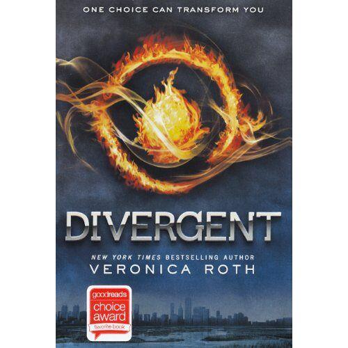 Veronica Roth - Divergent (Divergent Trilogy) - Preis vom 12.04.2021 04:50:28 h