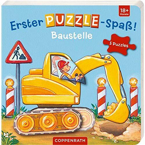 - Erster Puzzle-Spaß! Baustelle - Preis vom 06.04.2021 04:49:59 h