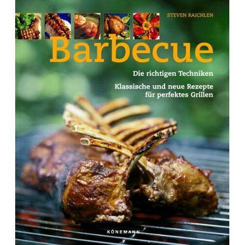 Steven Raichlen - Barbecue - Preis vom 21.10.2020 04:49:09 h