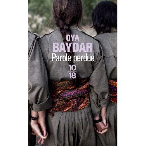 Oya Baydar - Parole perdue - Preis vom 17.04.2021 04:51:59 h