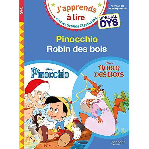 - Pinocchio ; Robin des Bois - Preis vom 12.05.2021 04:50:50 h