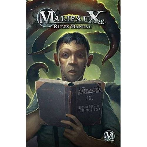 - Malifaux WYR20001 - Rules Manual (2nd Edition) - Preis vom 27.02.2021 06:04:24 h