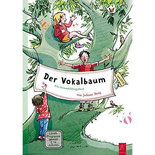 Juliane Berg - Der Vokalbaum: Ein Stimmbildungsbuch - Preis vom 20.10.2020 04:55:35 h