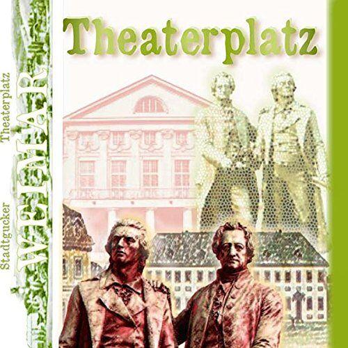 - Stadtgucker - Weimar - Theaterplatz - Preis vom 09.05.2021 04:52:39 h