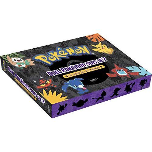 - Quel Pokémon suis-je ? : Le grand jeu du Pokédex - Preis vom 25.02.2021 06:08:03 h