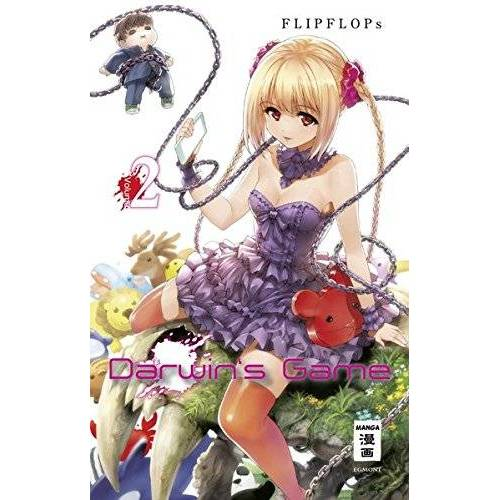 FLIPFLOPs - Darwin's Game 02 - Preis vom 09.04.2020 04:56:59 h