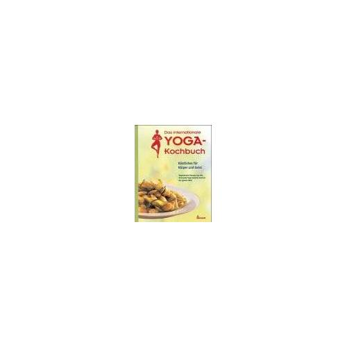 - Das internationale Yoga-Kochbuch - Preis vom 17.04.2021 04:51:59 h