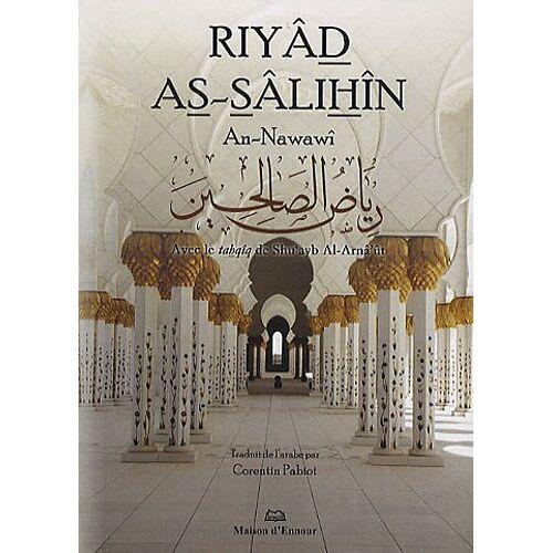 Al-Nawawi - Riyâd as-sâlihîn - Preis vom 20.10.2020 04:55:35 h