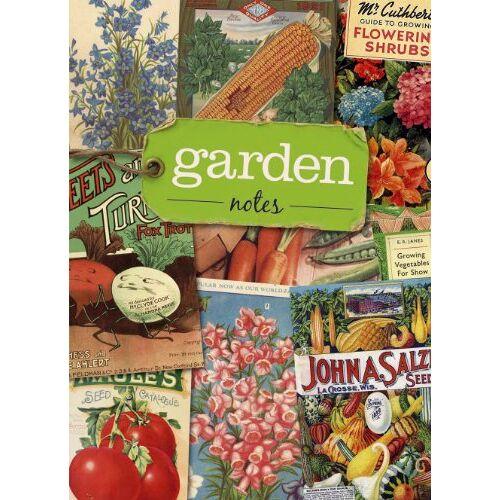 Cico Books - Garden Notes (Stationery) - Preis vom 27.02.2021 06:04:24 h