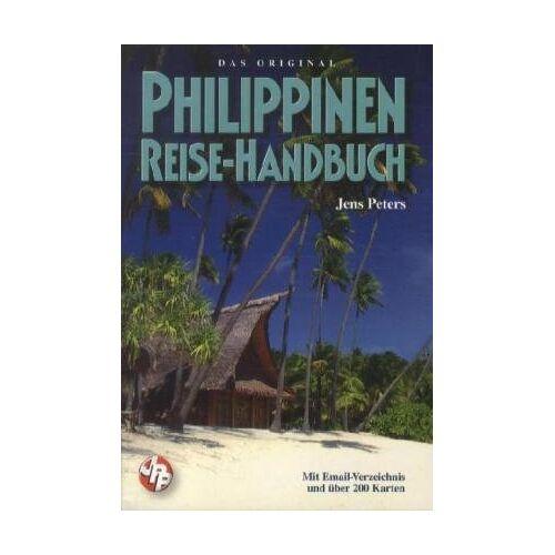 Jens Peters - Philippinen Reise-Handbuch: Mit Email-Verzeichnis - Preis vom 17.01.2020 05:59:15 h