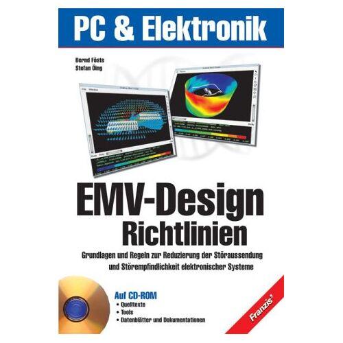 Bernd Föste - EMV-Design Richtlinien - Preis vom 28.02.2021 06:03:40 h