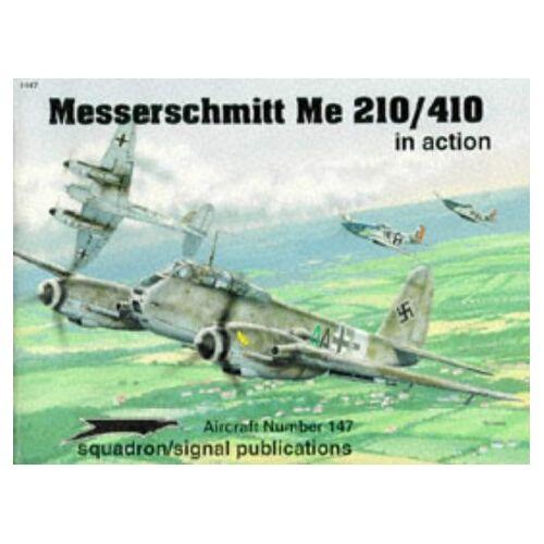 George Punka - Messerschmitt Me 210/410 in Action (Aircraft) - Preis vom 15.04.2021 04:51:42 h