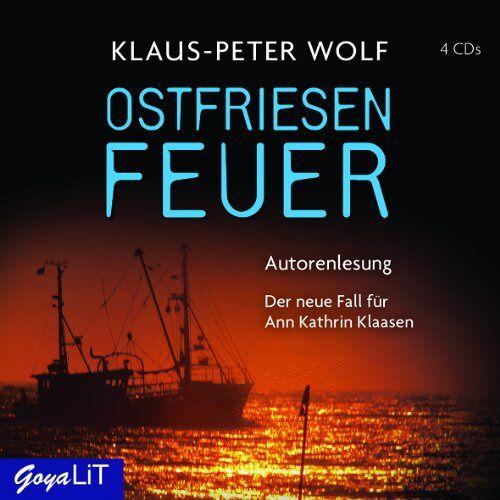 Klaus-Peter Wolf - Ostfriesenfeuer - Preis vom 27.02.2021 06:04:24 h