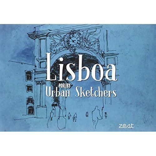 Varios - Lisboa por/by Urban Sketchers - Preis vom 13.05.2021 04:51:36 h