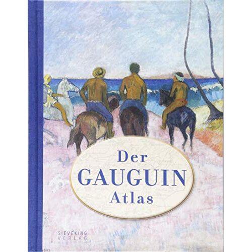 Nienke Denekamp - Der Gauguin-Atlas - Preis vom 08.05.2021 04:52:27 h