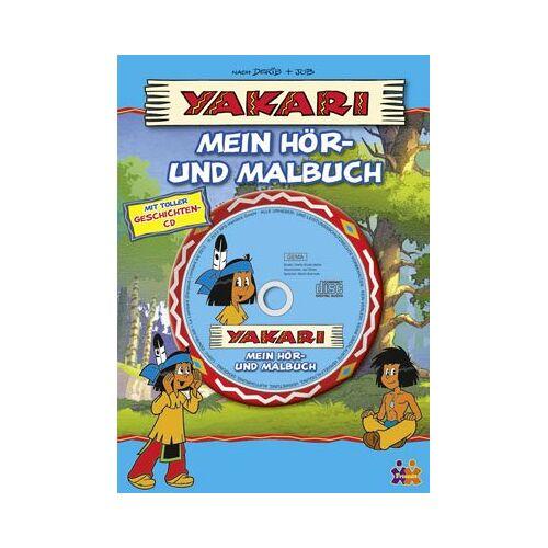 Derib - Yakari. Mein Hör- und Malbuch - Preis vom 24.01.2020 06:02:04 h