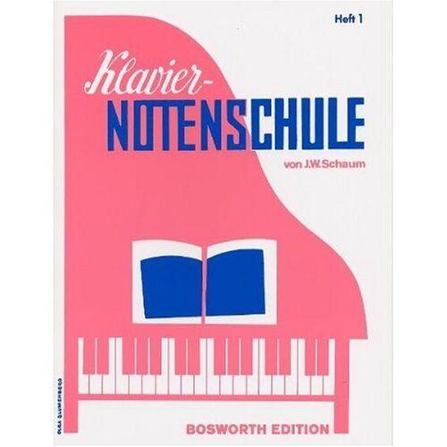 John Wesley Schaum - Klavier-Notenschule 1 - Preis vom 07.05.2021 04:52:30 h