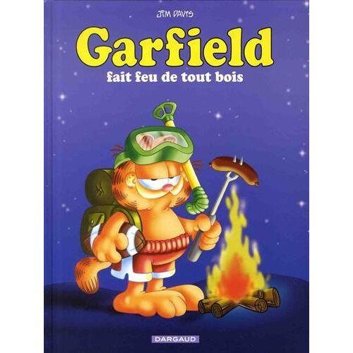 - Garfield, Tome 16 : Garfield fait feu de tout bois : Tes héros vus à la TV - Preis vom 06.04.2021 04:49:59 h