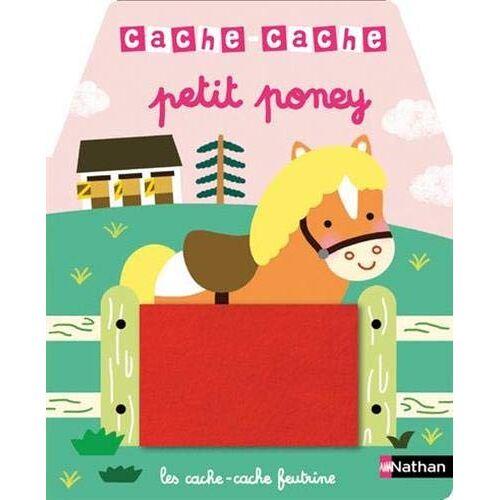 - Cache-cache petit poney (Mes premiers cache-cache) - Preis vom 06.09.2020 04:54:28 h