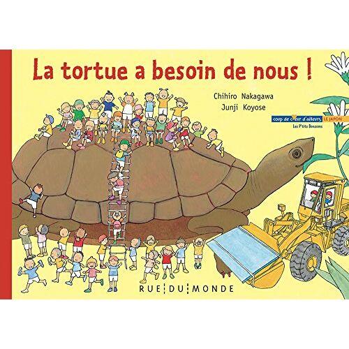 Junji Koyose - Les P'tits Bonzoms, Tome 5 : La tortue a besoin de nous ! - Preis vom 10.09.2020 04:46:56 h
