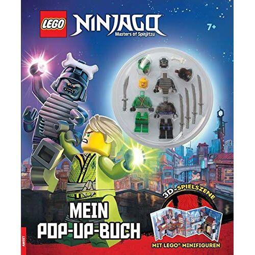 Lego - LEGO® NINJAGO® - Mein Pop-up-Buch - Preis vom 17.10.2020 04:55:46 h