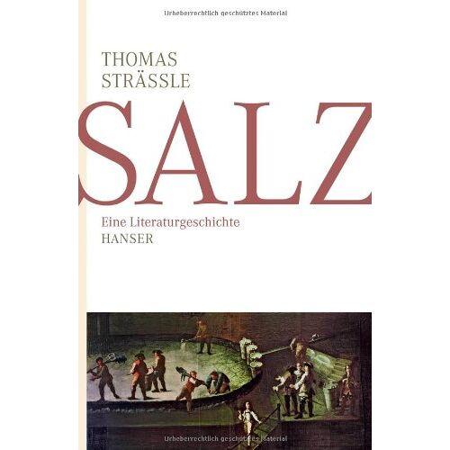 Thomas Strässle - Salz: Eine Literaturgeschichte - Preis vom 20.10.2020 04:55:35 h
