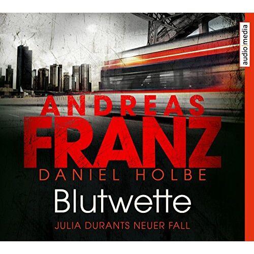 Andreas Franz - Blutwette - Preis vom 21.10.2020 04:49:09 h