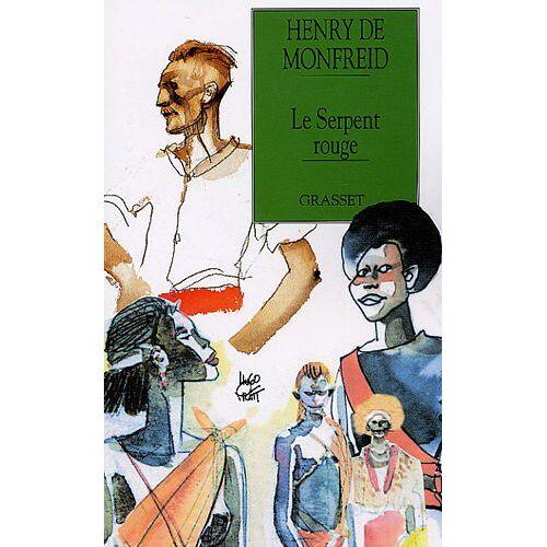Monfried, Henry de - Le Serpent rouge - Preis vom 05.10.2020 04:48:24 h