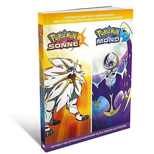 - Pokémon Sonne und Pokémon Mond (Lösungsbuch) - Preis vom 31.03.2020 04:56:10 h