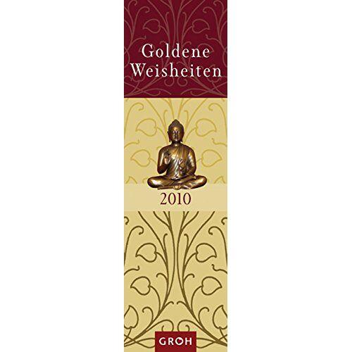 - Goldene Weisheiten 2010 - Preis vom 25.02.2021 06:08:03 h