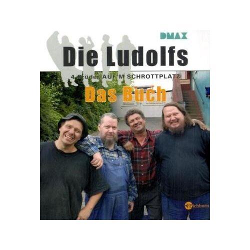 - Die Ludolfs - 4 Brüder auf'm Schrottplatz. Das Buch. - Preis vom 18.04.2021 04:52:10 h