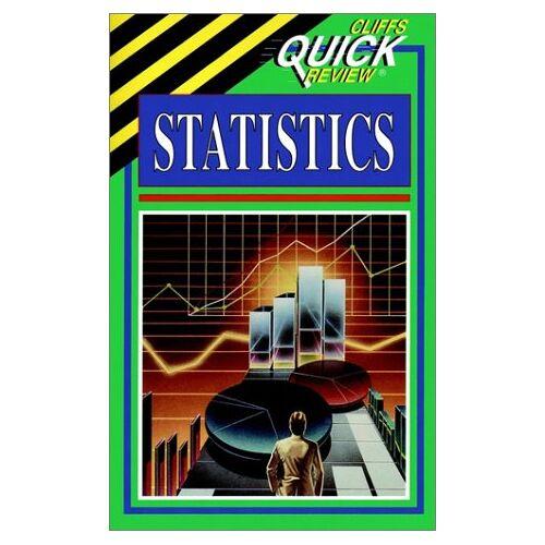 Voelker, David H. - Statistics: Cliffs Quick Review - Preis vom 20.10.2020 04:55:35 h