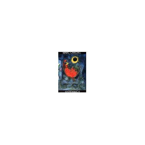 Marc Chagall - Marc Chagall, Kartenbuch - Preis vom 20.10.2020 04:55:35 h