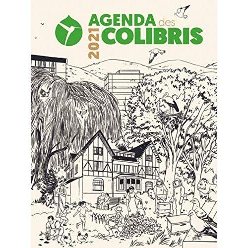 Nicolas Pitz - Agenda des Colibris - Preis vom 17.01.2021 06:05:38 h