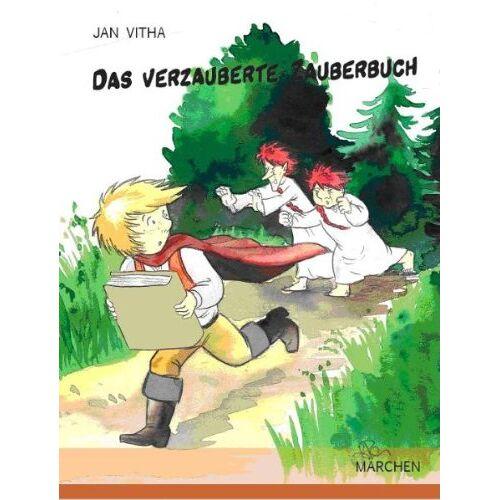Jan Vitha - Das verzauberte Zauberbuch - Preis vom 08.05.2021 04:52:27 h