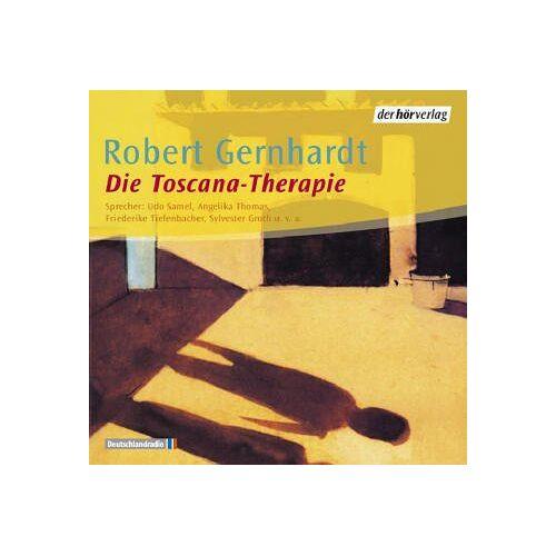 Robert Gernhardt - Die Toscana-Therapie. CD - Preis vom 25.02.2021 06:08:03 h