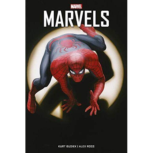 Kurt Busiek - Marvels - Preis vom 15.05.2021 04:43:31 h