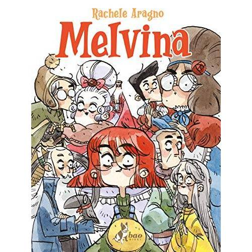 - Rachele Aragno - Melvina (1 BOOKS) - Preis vom 09.05.2021 04:52:39 h