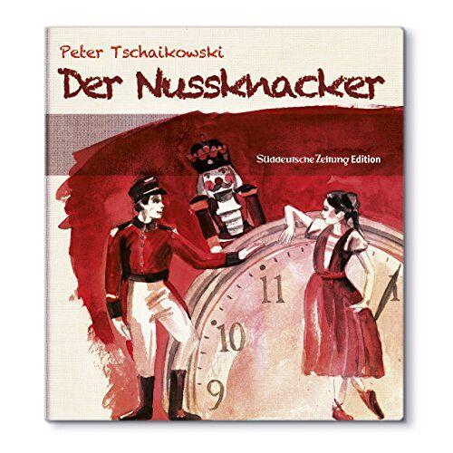 Pjotr Iljitsch Tschaikowski - Peter Tschaikowski: Der Nussknacker [Ballett-Edition] - Preis vom 11.05.2021 04:49:30 h