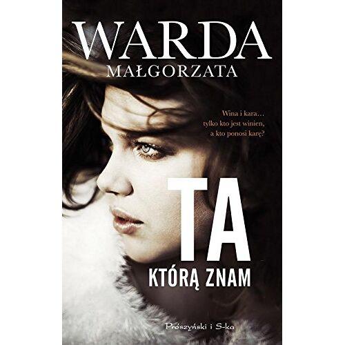 Malgorzata Warda - Ta ktora znam - Preis vom 24.01.2021 06:07:55 h