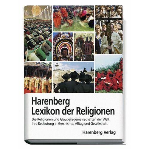 Thomas Schirrmacher - Harenberg Lexikon der Religionen - Preis vom 22.10.2020 04:52:23 h