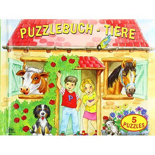 - Puzzlebuch-Tiere - Preis vom 07.04.2021 04:49:18 h