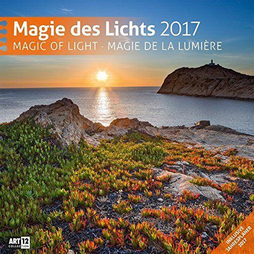 Ackermann Kunstverlag - Magie des Lichts 30 x 30 cm 2017 - Preis vom 04.08.2019 06:11:31 h