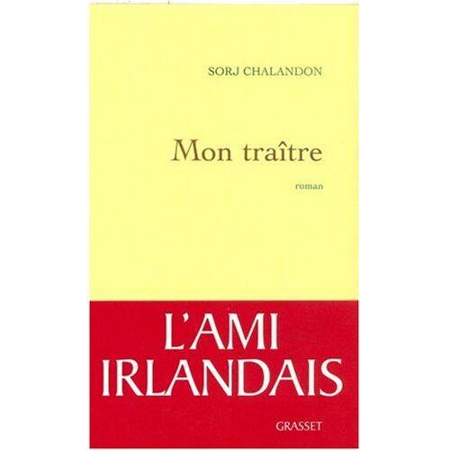 Sorj Chalandon - Mon traître - Preis vom 21.04.2021 04:48:01 h