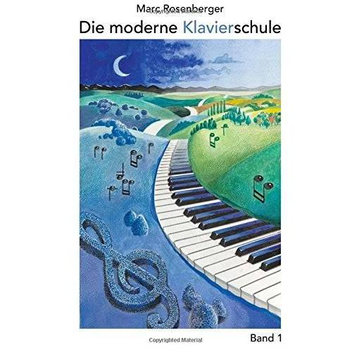 Marc Rosenberger - Die moderne Klavierschule - Preis vom 21.10.2020 04:49:09 h