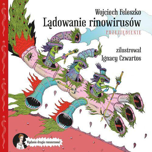 Wojciech Feleszko - Ladowanie rinowirusow Przeziebienie - Preis vom 10.04.2021 04:53:14 h
