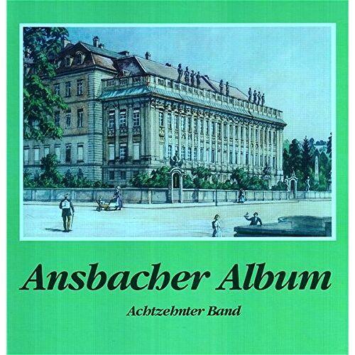Hartmut Schötz - Ansbacher Album, Bd. 18 - Preis vom 05.09.2020 04:49:05 h