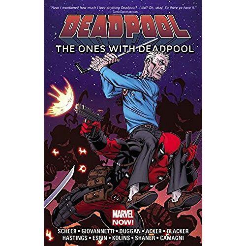 Paul Scheer - Deadpool: The Ones With Deadpool - Preis vom 05.03.2021 05:56:49 h