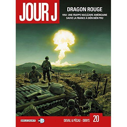 Jean-Pierre Pécau - Jour J T20 - Dragon rouge - Preis vom 20.10.2020 04:55:35 h